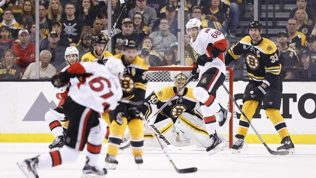 Ryan Redeemed In Overtime, Gives Senators Series Lead Over Bruins