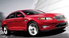 2011 Ford Taurus SHO (Ford Motor Company Ford)