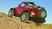 Jeep Wrangler (FPI Studios/CHRYSLER)