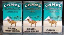 Packs of Camel cigarettes (Chuck Burton/Chuck Burton/AP)