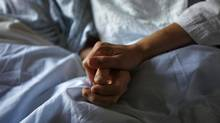 Nova Scotia and New Brunswick would not reveal the number of assisted deaths, citing privacy concerns. (Shaun Best/REUTERS)