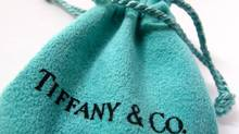 Jewellery packaging from Tiffany & Co. is shown in this illustration photograph taken in Encinitas, Calif. (MIKE BLAKE/REUTERS)
