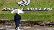 SNC-Lavalin headquarters in Montreal. The company said it had prepared a bid for the Bangladeshi government earlier this year. (Christinne Muschi/Reuters)