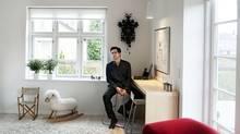 Quebec-born designer Francis Cayouette