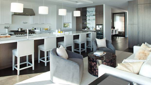 A golden ticket to great decor the globe and mail - Millionaire designer home lottery ...