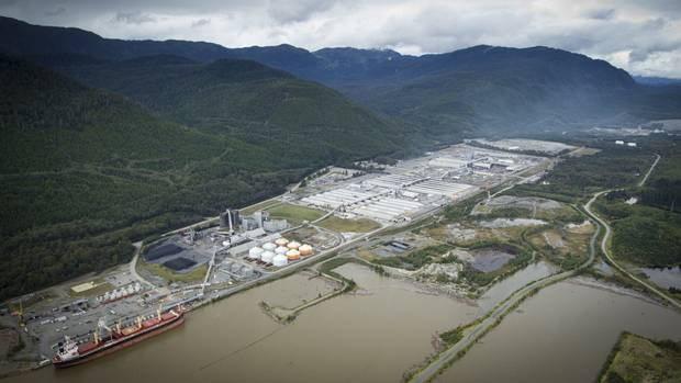 Rio Tinto to go ahead with Kitimat smelter expansion  The Globe and Mail