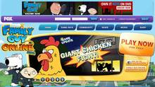 The creators of Family Guy Online are hoping to create an experience where fans can actually interact with the characters from the show. (Familyguyonline.com)