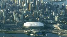 Vancouver skyline (JOHN LEHMANN)