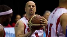One of the world's best outside shooters in wheelchair basketball, David Durepos of Fredericton, New Brunswick, has been named the Opening Ceremony flag bearer for Team Canada at the Guadalajara 2011 Parapan American Games. (CNW Group/CANADIAN PARALYMPIC COMMITTEE (CANADIAN PARALYMPIC COMMITTEE/CNW Group)