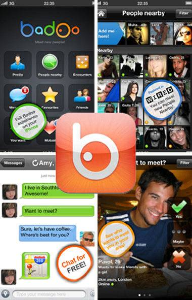 "BADOO: The largest social network for meeting new people locally in the world Founder: Andrey Andreev, in 2006 No. of employees: 200 in London and Moscow, and hundreds of moderators all over the world working 24 hours a day to verify photos No. on the network: 135 million users - big data base you can tap into How it works: It's all about meeting, chatting, flirting and dating new people. It's what Lloyd Price, Badoo's director of marketing, calls ""the opposite of Facebook"" $$$: Credit system allows users to promote their profiles, premium subscriptions and advertising Secret to success? ""The key is a good experience,"" says Mr. Price, ""but it's our flexibility that has distinguished us"" Website: http://badoo.com"