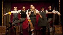 The cast of Ride the Cyclone (Revue Stage, Vancouver). (Tim Matheson/Tim Matheson)
