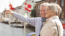 Residents of Denmark enjoy the highest ranked pension system in the world. (iStockphoto)