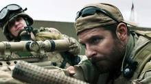 American Sniper is based on the autobiography of Chris Kyle, a Texan sharpshooter who had a record 160 confirmed kills in Iraq over four deployments between 2003 and 2009. (Courtesy of Warner Bros. Picture)