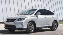 2013 Lexus RX 350 (Toyota)