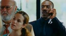 "Screen grab from the online trailer for the new comedy ""A Thousand Words,"" starring Eddie Murphy"