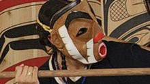 DamelahamidDancers perform at the First Nations Dance Festival in Vancouver. (Handout/Handout)