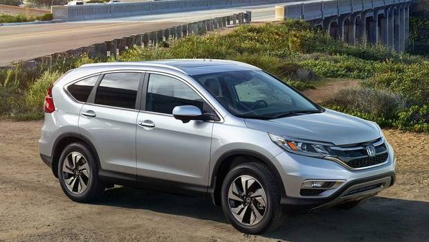 The biggest discounts on popular suvs with better than for Honda cr v fuel economy