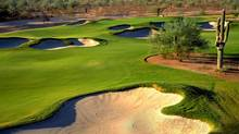 Wildfire Golf Club at JW Marriott Phoenix Desert Ridge Resort & Spa. (Handout)