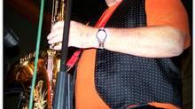 Bobby Keys; The Legendary Bobby Keys w/Tributosaurus, October 31, 2009 at Fitzgerald's. (Sean Birmingham/flickr.com)