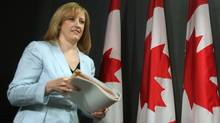 Labour Minister Lisa Raitt (FRED CHARTRAND/Fred Chartrand/The Canadian Press)