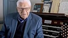 As part of Billy Graham's crusades, it's estimated that more than 230 million people heard George Beverly Shea sing. (Frontier Group/The Canadian Press)