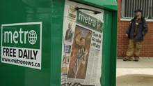 Both the Star and Metro papers will now report to separate chief operating officers within the Star Media Group (KEVIN VAN PAASSEN FOR THE GLOBE AND MAIL)