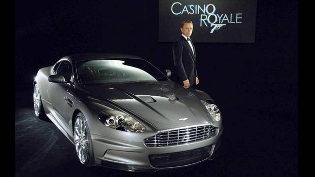 in pictures for bond nothing compares to aston martin the globe and mail. Black Bedroom Furniture Sets. Home Design Ideas