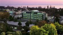 The University of British Columbia Walter C. Koerner Library. (Martin Dee/UBC Public Affairs/Martin Dee/UBC Public Affairs)