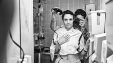 Angelo Merendino, who documented his wife's struggle with breast cancer, showed that caring for your spouse can be a transformative experience. (Angelo Merendino/mywifesfightwithbreastcancer.com)
