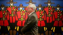 RCMP Commissioner William Elliott photograph during an interview at RCMP Headquarter in Ottawa, November 04, 2010. (DAVE CHAN For The Globe and Mail)