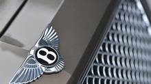 Bentley executives shrugged off a suggestion that shifting production outside the U.K. would harm the 'Britishness' that is central to Bentley's appeal. (TOBY MELVILLE/REUTERS)