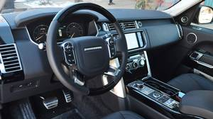 <p>2013 Land Rover Range Rover</p>