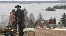 A scene from Book of Negroes. (Darren Pittman/THE CANADIAN PRESS)
