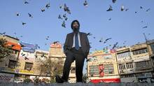 Datawind CEO Suneet Singh Suli dismisses rumours that tests of the $49 Aakash tablet have been disappointing. (Lana Slezic/Lana Slezic)