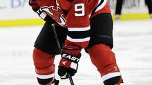 Without question, Zach Parise will improve the Minnesota Wild. But by how much? (Julio Cortez/Associated Press)