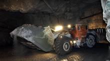 A Lundin mine
