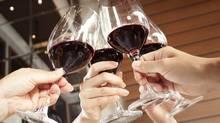 Wine gets political again in B.C. (Globe files/Globe files)