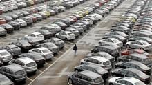 One driver of palladium is vehicle sales in China, which are expected to rise 15 per cent this year. Palladium is used in catalytic converters. (Reuters/Reuters)