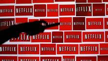 The Netflix logo is shown in this illustration photograph in Encinitas, Calif. (© Mike Blake / Reuters)