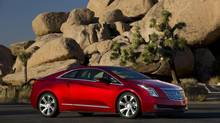 With its recalibrated electronic control unit, the 2014 Cadillac ELR extracts significantly more power from its Volt-spec hardware. (GENERAL MOTORS/NYT)