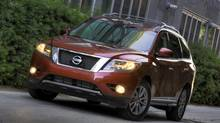 The 2013 Pathfinder. (Nissan)