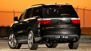 2011 Dodge Durango: This is a full-size crossover built off the next-generation Mercedes GL platform. It has a 290-hp version of the 3.6-litre Pentastar V-6 and an available 5.7-litre Hemi V-8. The Durango comes with standard seven-passenger seating, all-wheel drive and a premium interior, says Chrysler.
