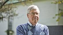 John Cleghorn, former Nortel Networks Corp. audit committee chairman, testified that he was unaware of questionable accounting practices at Nortel (Will Lew for The Globe and Mail)