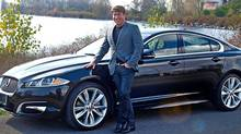 CBC host Chris Hyndman from CBC's Steven and Chris. He just purchased a Jaguar.