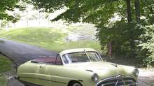 1951 Hudson Pacemaker Brougham convertible (Collector Car Productions)
