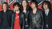The Strokes in 2006 (AP)