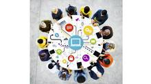 Being a social media manager means you know how to help a brand promote itself online. (Thinkstock)