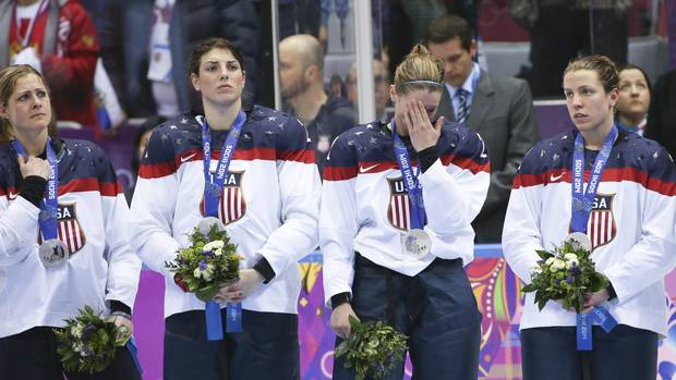 U.S. Women's Hockey Team Doesn't Concede To Tournament Deadline In Wage Fight