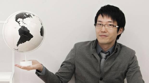 <p>Oki Sato</p>