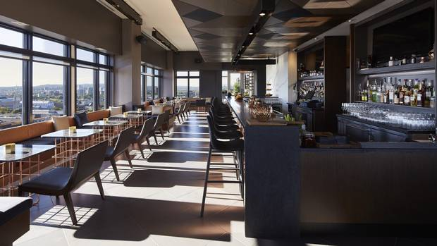 Andaz ottawa brings luxury lodgings to the byward market for Hotel design ottawa